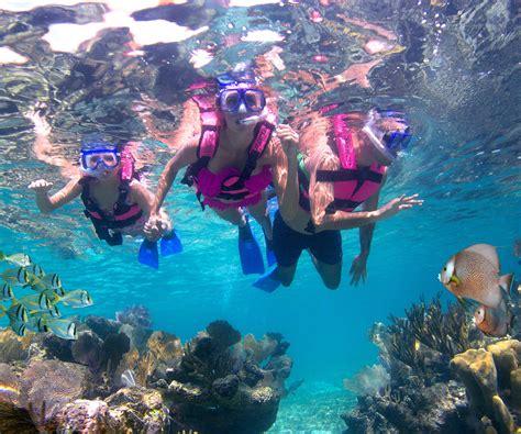 snorkel tour xcaret park official site