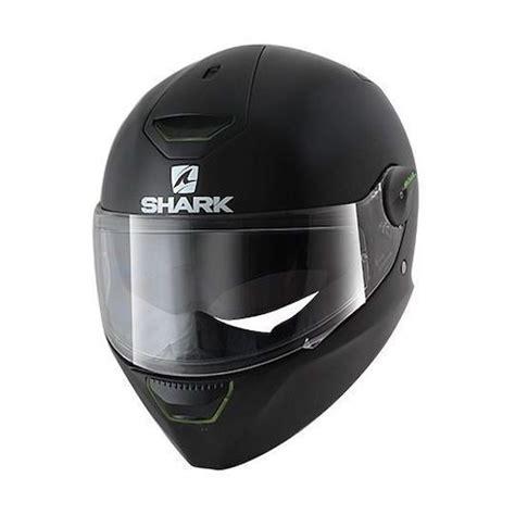 shark matte black shark skwal helmet revzilla