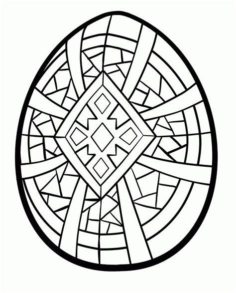 easter egg designs coloring pages coloring home