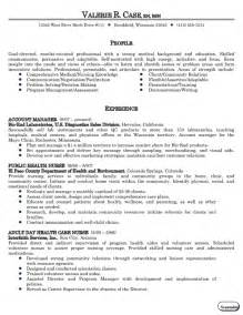 Job Resume View by Cv Template Call Center