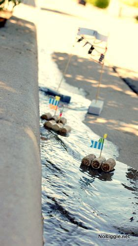wine cork boat craft wine cork boat races for the little ones pinterest
