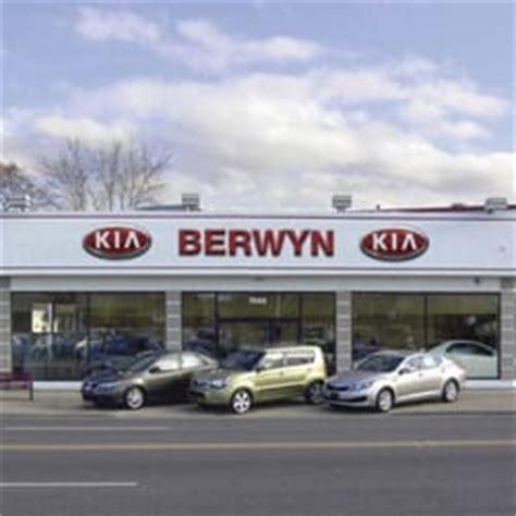 Berwyn Kia Dealer Berwyn Kia Car Dealers Berwyn Il Yelp