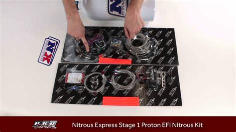 Nitrous Express Proton by Nitrous Express Proton Kit Unboxing Review Easy