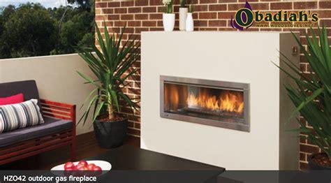 regency hzo42 linear contemporary outdoor vent free gas