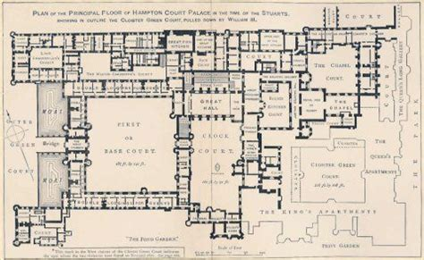 hton court palace floor plan palaces floor plans and floors on pinterest