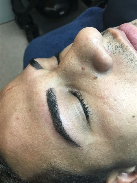 eyebrow tattoo for men 10 best microblading for images on eye