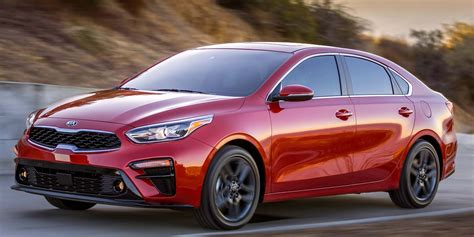 2019 New Vehicles by 2019 Kia Forte Vehicles On Display Chicago Auto Show