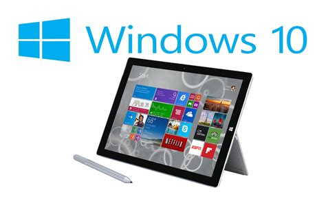 install windows 10 surface pro 2 microsoft s surface pro 3 benefits from july driver and