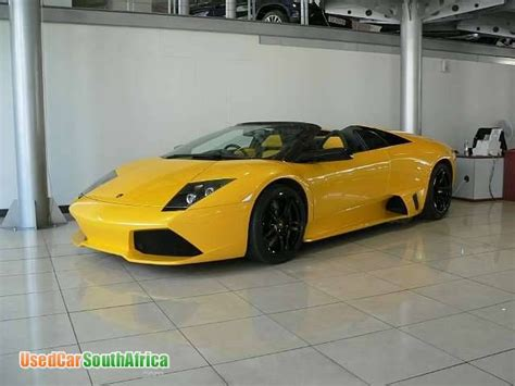 Used Lamborghini 50k 2010 Lamborghini Murcielago Used Car For Sale In Gauteng