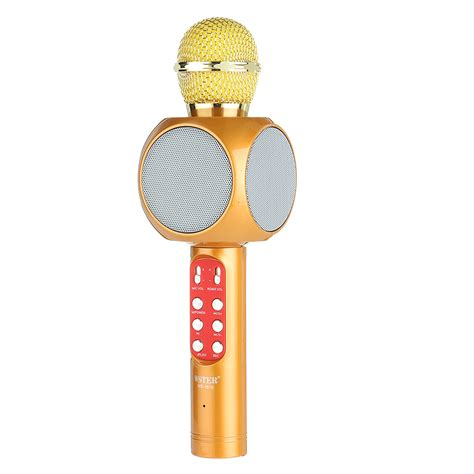 Microphone Speaker Ktv Usb wireless bluetooth microphone karaoke mic usb speaker home