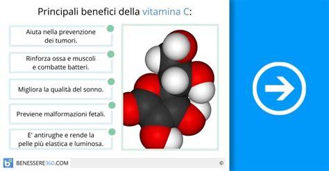 acido ascorbico alimenti vitamina c propriet 224 e controindicazioni dell acido