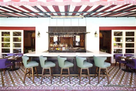 the purple room palm springs the revival of colony palms hotel purple palm restaurant palm springs