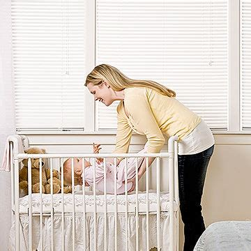 Putting Baby In Crib Must Advice From The Sleep