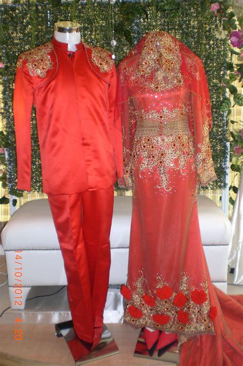 Baju Pelamin Kahwin Untuk Disewa | de qriees butik pengantin di ipoh perak
