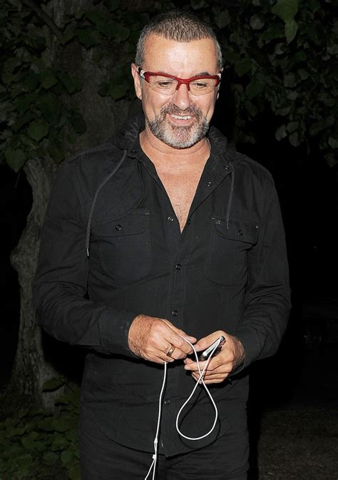 george micheal george michael picture 38 george michael returning home