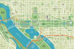 washington dc map of attractions washington tourist map swimnova
