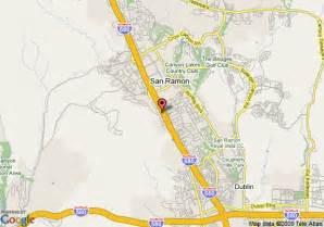 san ramon california map courtyard by marriott san ramon san ramon deals see