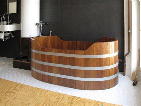 vasca bagno legno vasca da bagno in legno larice