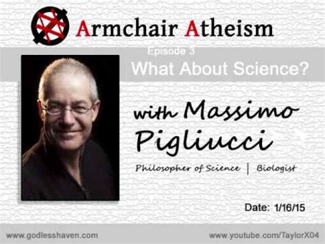 armchair atheism ep 3 what about science with massimo