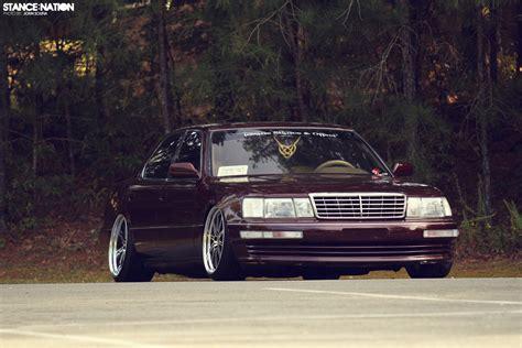 jdm lexus ls400 fs ft 1991 lexus ls400 rays dual jdm vip carolina