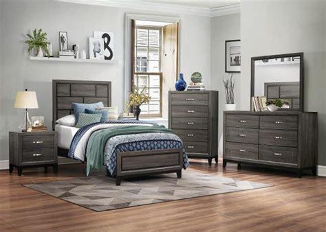 davi twin full bedroom collection las vegas furniture