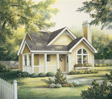eplans cottage house plan eplans cottage house plan two bedroom cottage 1084