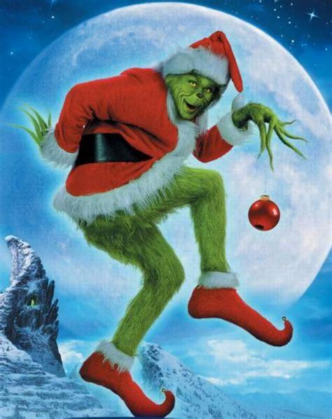 imagenes de navidad grinch lista los personajes mas verdes de la tv y el cine top 40