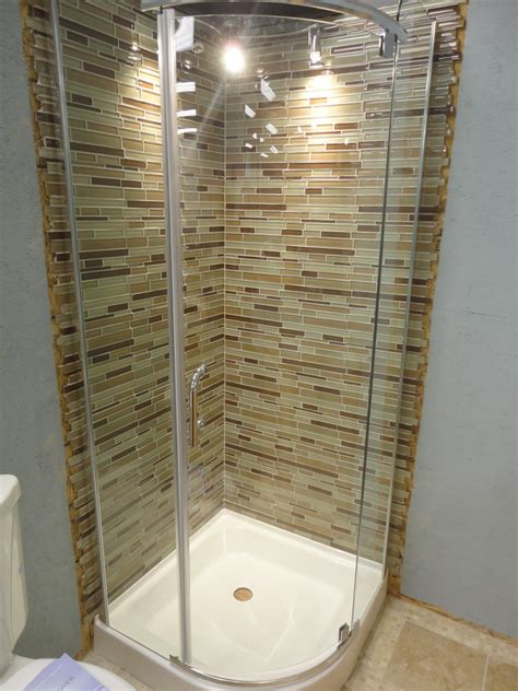 32 X 36 Shower Prosto 32 X 32 Shower Enclosure Kit With Hinged