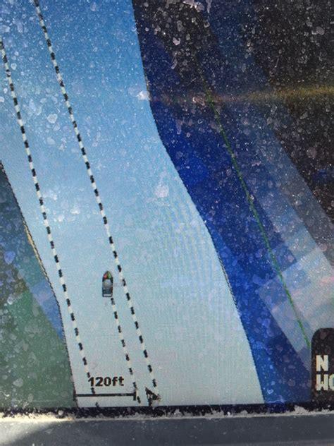 garmin 4210 is 180 degrees off the hull truth boating - Garmin Boat Icon Sideways