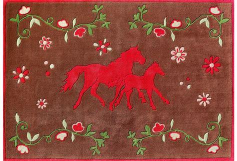 Teppich Pferd