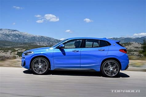 Leaked: 2018 BMW X2 (F39) sDrive20i Looks Great In Misano