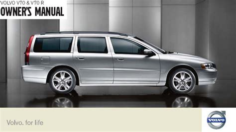 electric and cars manual 2007 volvo xc70 engine control 2007 volvo v70