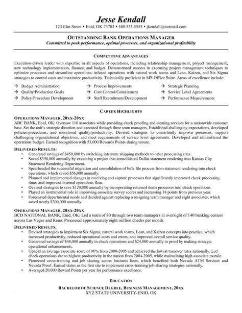 foh manager resume exles front of house cv exle