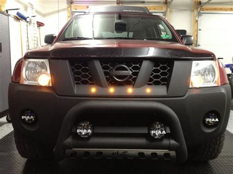 Grill Ford Rangerfordeverst Dan Nissan Navara Raptor Led Lights In Xterra Grill Xterra