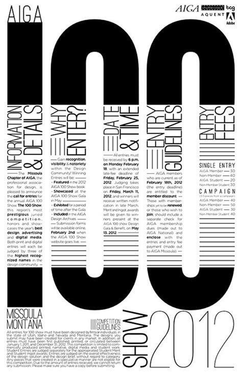type layout design 50 ultra creative typographic poster designs advertising