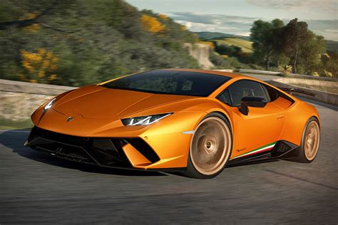 New Lamborghini Huracan Lamborghini Huracan Performante Uncrate