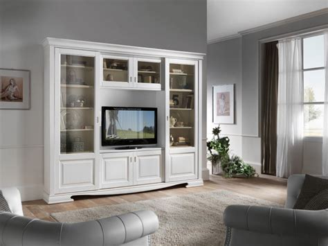soggiorni porta tv soggiorno mobile soggiorno vetrina legno porta tv classico