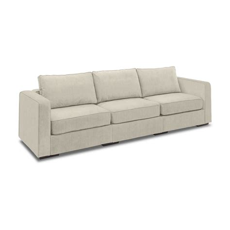 rearrangeable sofa 5 series sactionals long sofa taupe lovesac touch