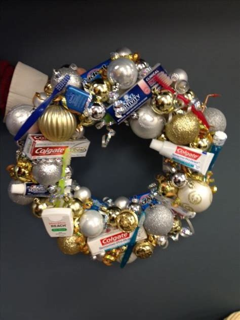 Dental Decorations by Dental Theme Wreath From Stillwater Family