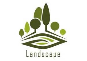 landscape green logo vector 01 vector logo vector
