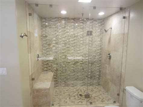 Frameless Shower san diego frameless enclosure patriot glass and mirror san diego ca