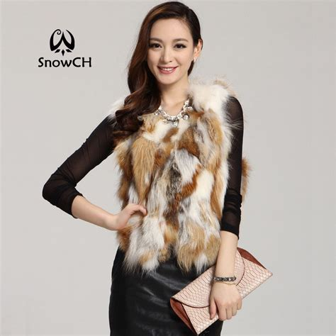 Supplier Dress By Naura aliexpress buy 2017 new free shipping genuine fox fur vest s clothing fox