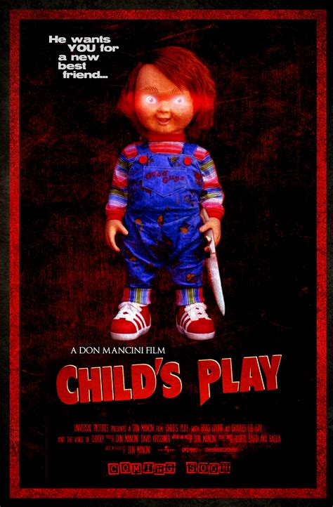 Or Remake Childs Play Remake Images Childs Play Remake Poster Hd Wallpaper And Background Photos 28593229