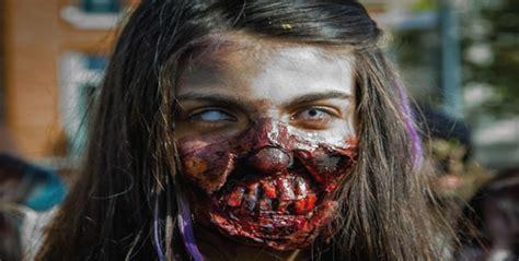 imagenes zombies reales una enfermedad convierte a las personas en zombies