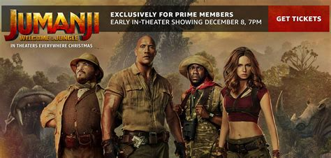 jumanji movie new have amazon prime you can see the new jumanji movie a