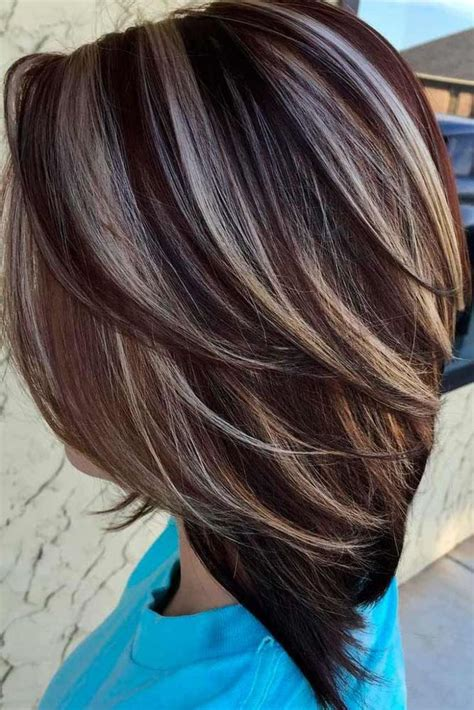 hair color for brunettes stunning fall hair colors ideas for brunettes 2017 4