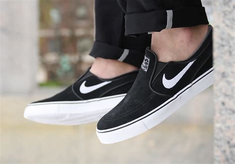 Nike Slip O nike sb zoom stefan janoski slip on available
