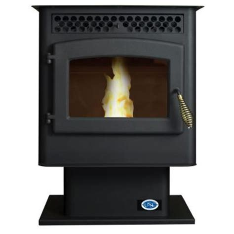 us stove 1 400 sq ft pellet stove 5040 the home depot