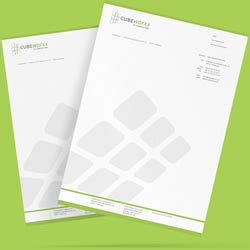 In Design Vorlage Briefbogen briefbogen vorlage word muster din briefboegen