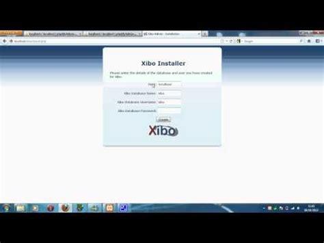 xibo android tutorial int 233 gration de m 233 dia dans xibo serveur les types de